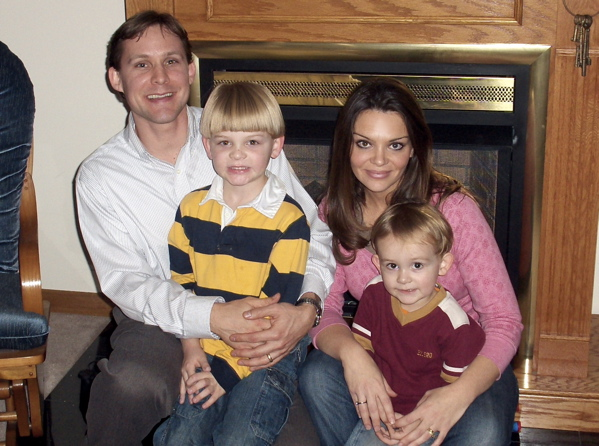 Pastor-adam-barton-akron-ohio-family